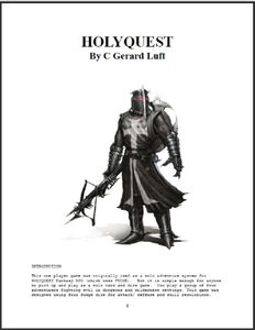 HolyQuest