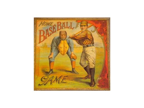 Home Base Ball Game