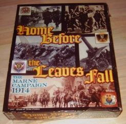 Home Before the Leaves Fall: The Marne Campaign 1914
