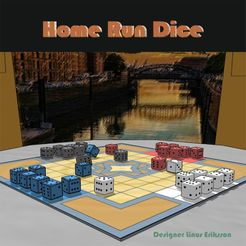 Home Run Dice
