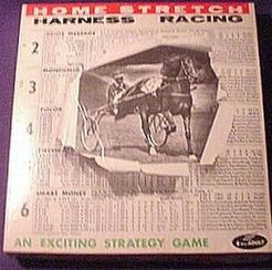 Home Stretch Harness Racing Game