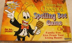 Honey Nut Cheerios Spelling Bee Game