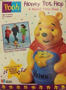 Honey Pot Hop: A Musical Party Game