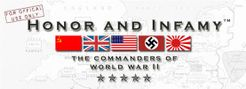 Honor and Infamy: Commanders (Axis and Allies Variant)