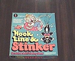Hook Line & Stinker