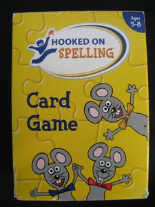Hooked on Spelling Card Game