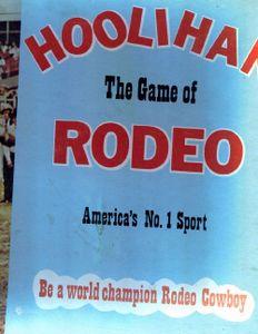 HOOLIHAN the game of Rodeo