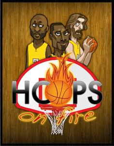 Hoops on Fire