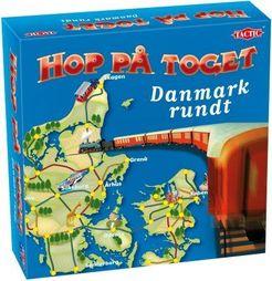 Hop på toget: Danmark rundt