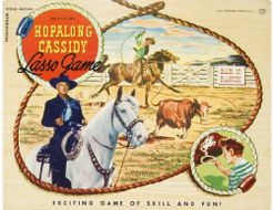 Hopalong Cassidy Lasso Game