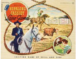 Hopalong Cassidy Lasso Game