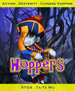 Hoppers: Chinese Vampire Action Adventure Game