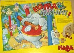 Hoppla Elefant!