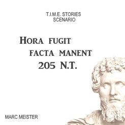Hora fugit facta manent (fan expansion for T.I.M.E. Stories)