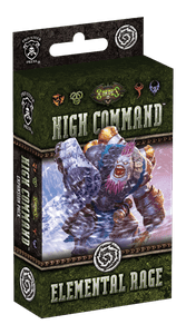 Hordes: High Command – Elemental Rage