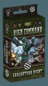Hordes: High Command – Gargantuan Might