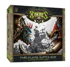 Hordes: Two-Player Battle Box