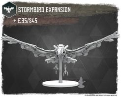 Horizon Zero Dawn: The Board Game – Stormbird
