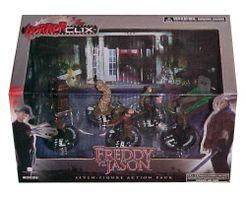 HorrorClix: Freddy vs. Jason Collectors Set