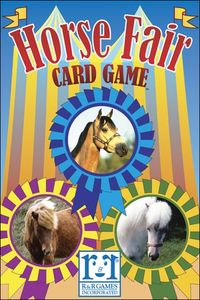 Horse Fair Card Game