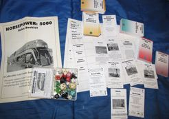 Horsepower: 5000  Deluxe Set 1 – Northern Iron