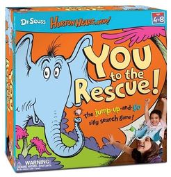 Horton Hears a Who! You to the Rescue!