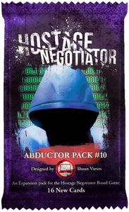 Hostage Negotiator: Abductor Pack 10