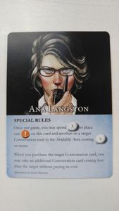 Hostage Negotiator: Ana Langston
