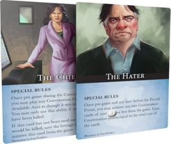 Hostage Negotiator: Career – Negotiator Cards