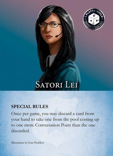 Hostage Negotiator: Negotiator Cards – Series 2