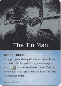 Hostage Negotiator: The Tin Man