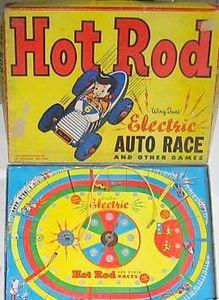 Hot Rod: Wiry Dan's Electric Auto Race