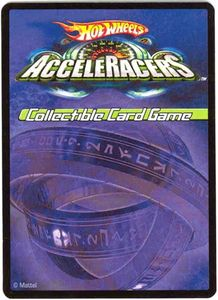 Hot Wheels Acceleracers Collectable Card Game