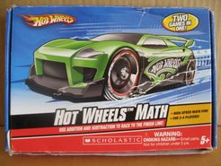 Hot Wheels Math