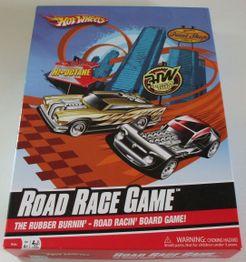 Hot Wheels:  Road Race Game