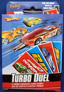 Hot Wheels Turbo Duel