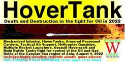 HoverTank: Death and Destruction in the fight for Oil in 2022
