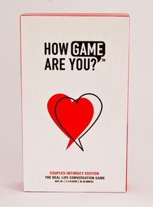 How Game Are You? Adult Couples Intimacy Edition