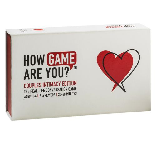 How Game Are You? Couples Intimacy Edition