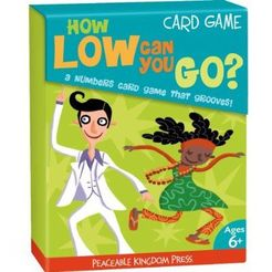 How Low Can You Go? Card Game