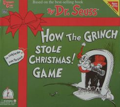 How the Grinch Stole Christmas! Game