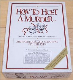 How to Host a Murder: A Matter of Faxe