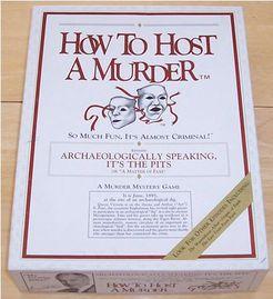 How to Host a Murder: A Matter of Faxe