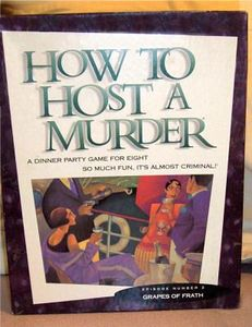 How to Host a Murder: Grapes of Frath