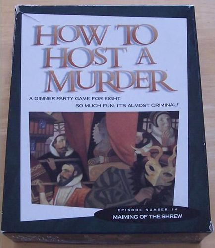 How to Host a Murder: Maiming of the Shrew