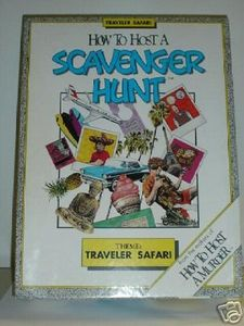 How to Host a Scavenger Hunt: Traveler Safari