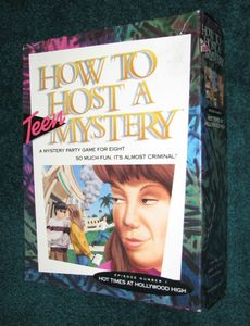 How To Host A Teen Mystery: Hot Times At Hollywood High