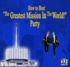 How to Host the Greatest Mission in the World Party Game