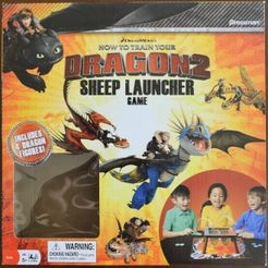 How to Train Your Dragon 2: Sheep Launcher Game