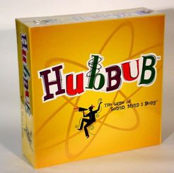 Hubbub: The Game of Sound, Mind &  Body